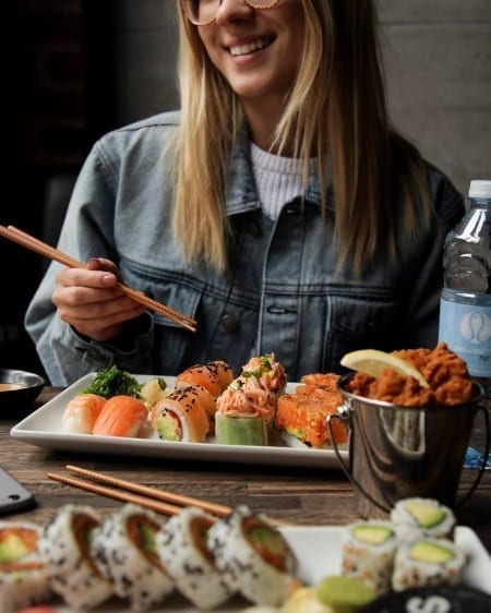 The Benefits of Sushi For Your Body