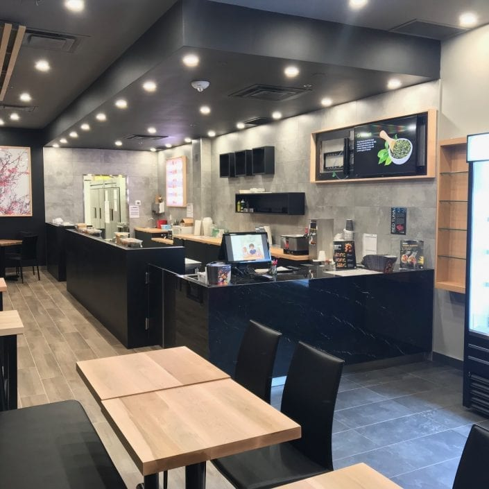 New Sushi Shop boutique in York University