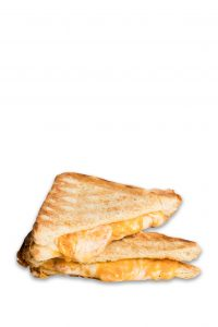Grilled Cheese 3-Cheese